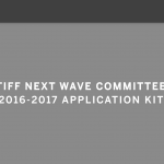 TIFF Next Wave
