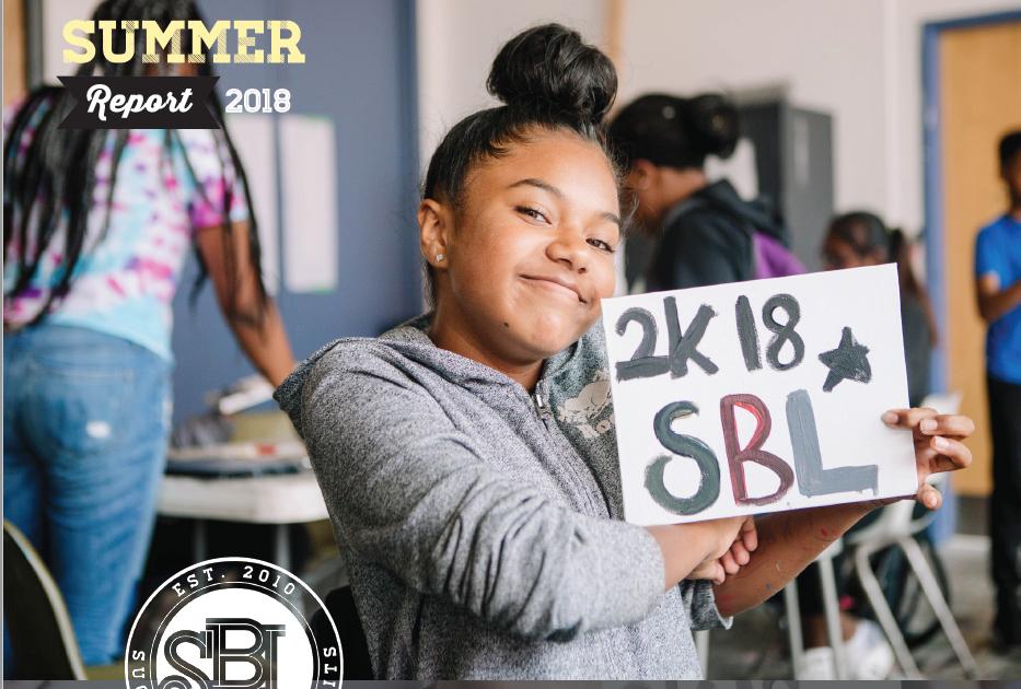 Summer 2018 Report