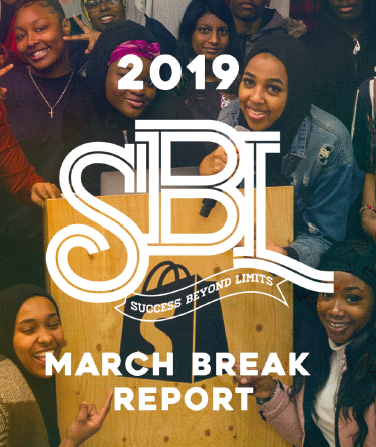 2019 March Break Report