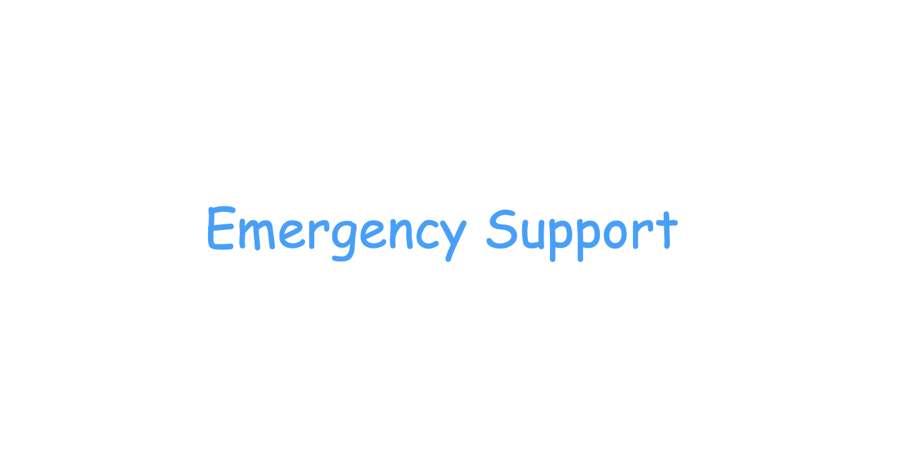 Emergency Support